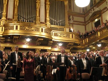2009 concert Brahms Req Vienna 01