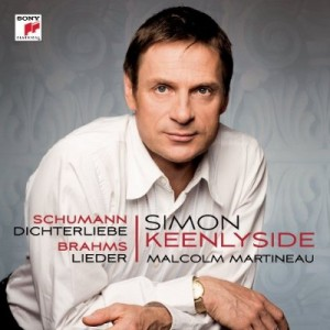 Schumann and Brahms CD