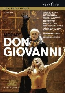 Mozart Don Giovanni ROH DVD