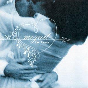Mozart in Love CD