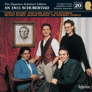 Schubert Vol 20 CD