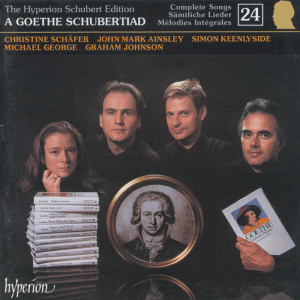 Schubert Vol 24 CD