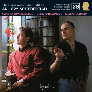 Schubert Vol 28 CD