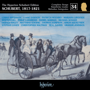 Schubert Vol 34 CD