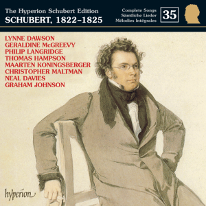 Schubert Vol 35 CD