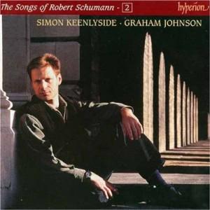 Schumann Songs CD