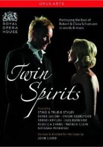 Twin Sprirts DVD