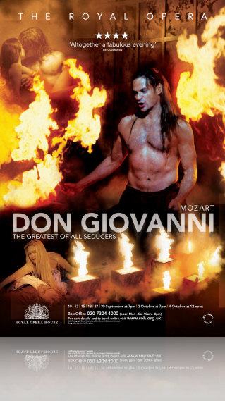 POSTER Don Giovanni ROH