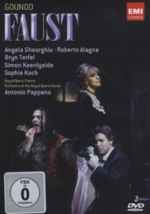 Gounod Faust DVD