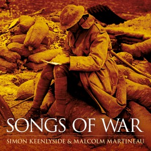Songs Of War Hi-res Cover