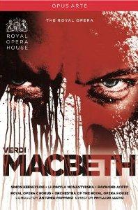 Verdi Macbeth DVD cover